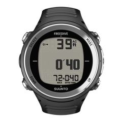 Suunto D4f Black Freediving Snorkelling and Spearfishing Computer
