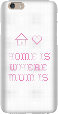 Home is Where Mum is - iPhone 6 - Snap large