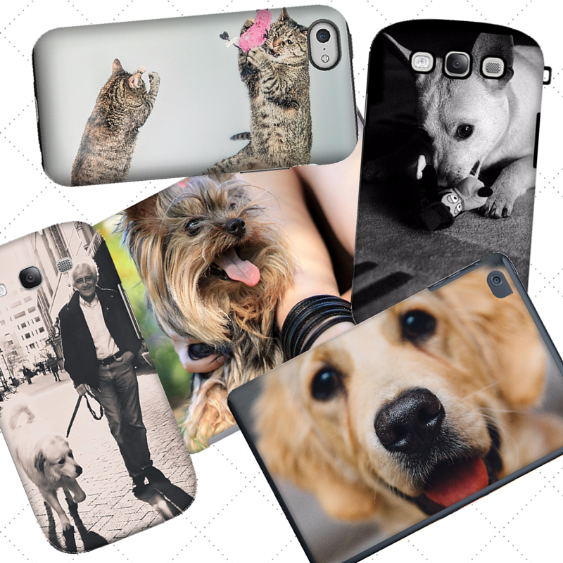 iPersonalised Pets Phone Case