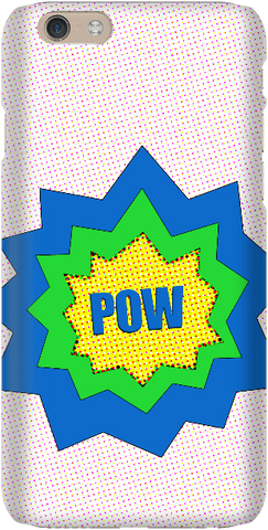 Pow - White / Blue / Green
