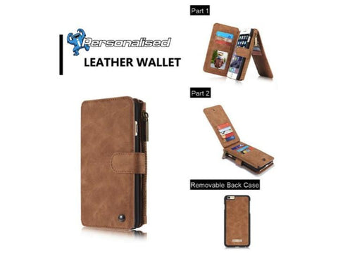Wallet Phone Case - 8 card