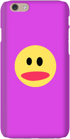 Smiley Face - Dark Pink - iPersonalised