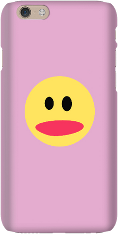 Smiley Face - Light Pink - iPersonalised