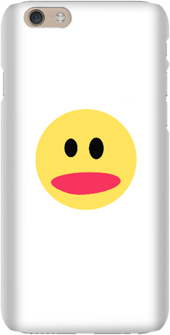 Smiley Face - White - iPersonalised