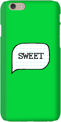Speech Bubble - Bright Green - iPersonalised