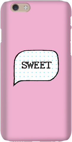 Speech Bubble - Light Pink - iPersonalised