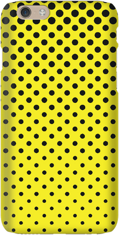 Totally Dotty - Black/Yellow