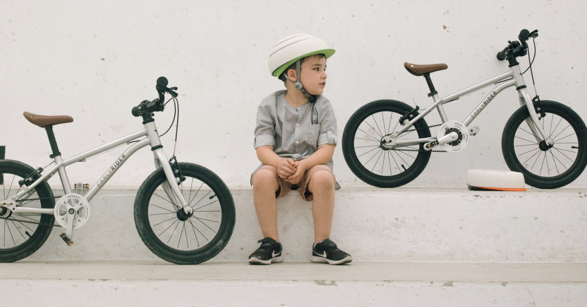 Closca Kids Bike Helmet Collection