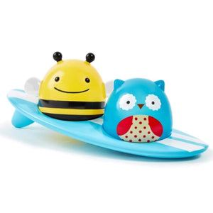 Skip Hop - Bath Toy - Zoo Light Up Surfers - bath toys - Bmini | Design for Kids