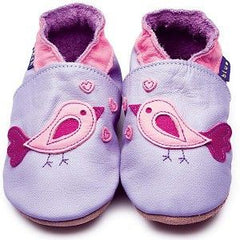 Inch Blue - Bird d' Amour lilac - Shoes - Inch Blue - Bmini - Design for Kids