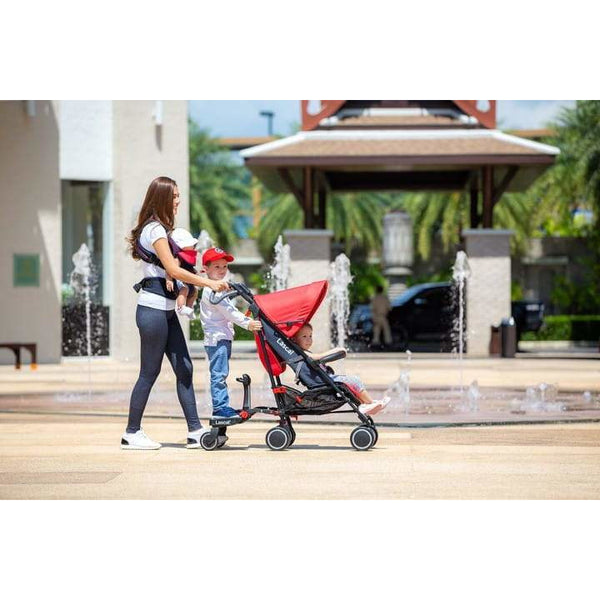 Lascal - Buggy Board Maxi - Black - Stroller Accessories - Bmini | Design for Kids