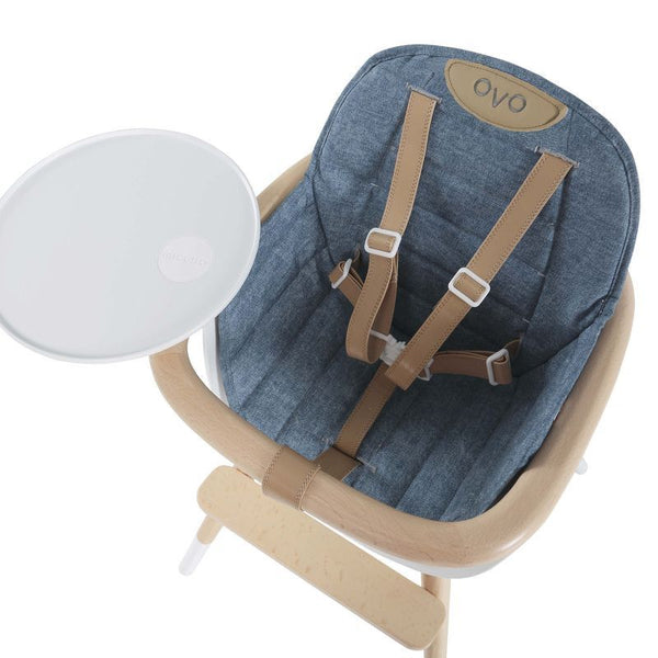 Micuna - Ovo One Luxe high chair - High chair - Micuna - Bmini - Design for Kids - 13