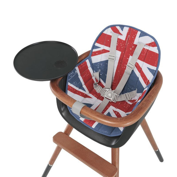 Micuna - Ovo City Plus high chair - with grey harness - High chair - Bmini | Design for Kids