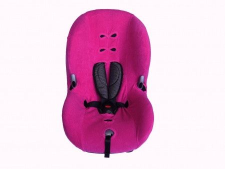 ISI mini - car seat cover - group 1 - Fuchsia - Maxi Cosi Priori SPS - Car seat cover - ISI Mini - Bmini - Design for Kids