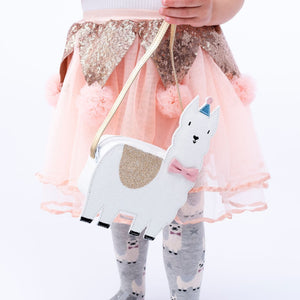 Billy Loves Audrey - Shoulder bag - Lama - Shoulder bag - Bmini | Design for Kids