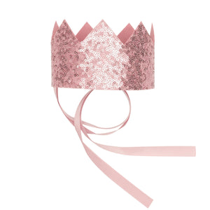 Billy Loves Audrey, Crown Pink sequin - Party - Bmini | Design for Kids