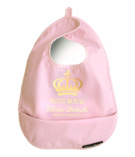 Elodie Details - Bib - Petit Royal Pink - Bib - Bmini | Design for Kids