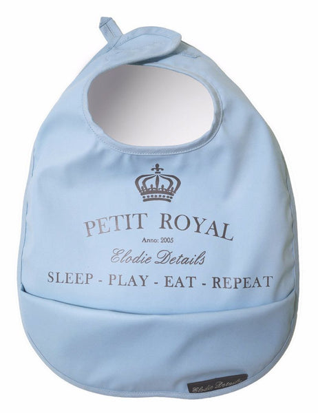 Elodie Details - Bib - Petit Royal Blue - Bib - Elodie Details - Bmini - Design for Kids - 1