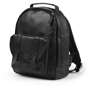 Elodie Details - Backpack Mini - Black leather - Backpack - Bmini | Design for Kids