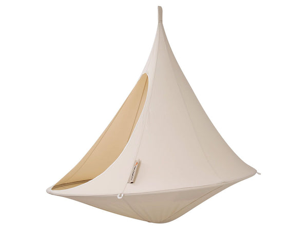 Cacoon Duo - Natural White - Swing - Cacoon - Bmini - Design for Kids - 1