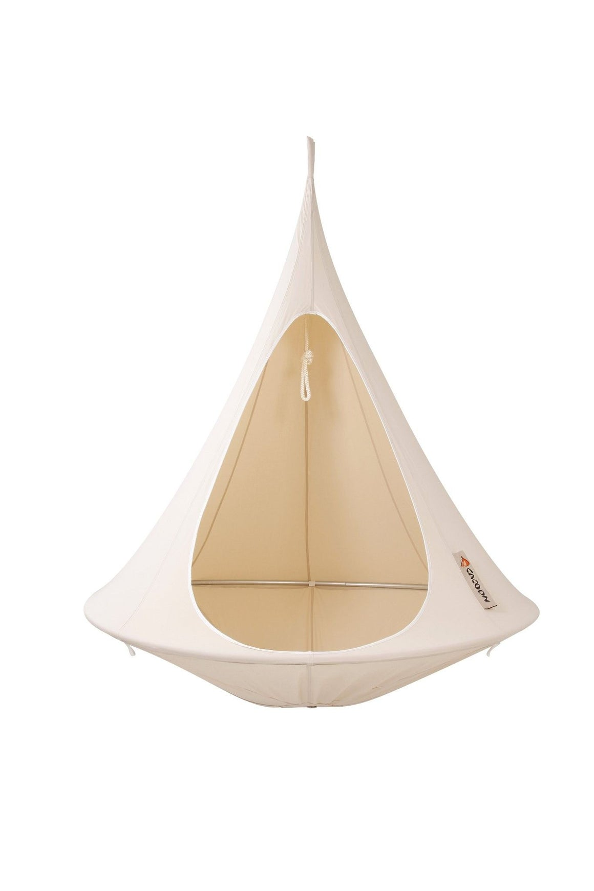 Cacoon Single - Natural White - Swing - Bmini | Design for Kids