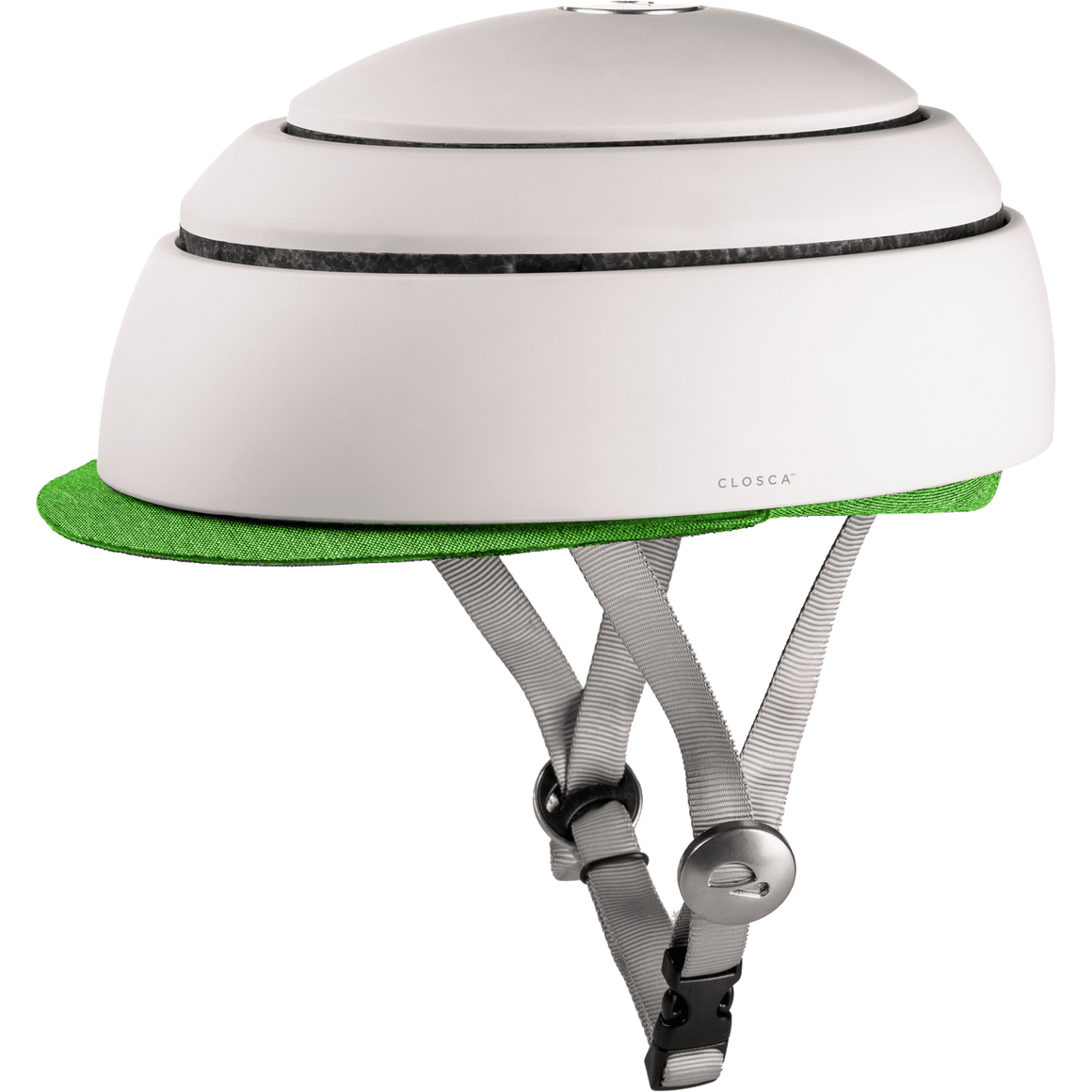 Closca Fuga - Kids Bike Helmet - Green - M - Helmet - Bmini | Design for Kids