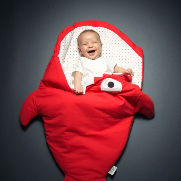 Baby Bites - Stroller and Sleeping bag - Red - Sleeping bag - Baby Bites - Bmini - Design for Kids - 4