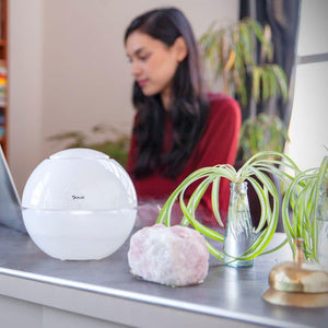 Duux - Ultrasonic Humidifier - Sphere - Air Purifier - Bmini | Design for Kids