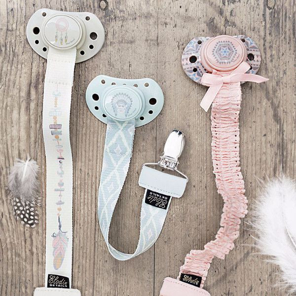 Elodie Details - Pacifier Clip - Dream Catcher