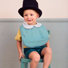 Elodie Details - Baby Bib - Pretty Petrol - Bib - Bmini | Design for Kids