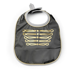 Elodie Details - Baby Bib - Golden Grey - Bib - Bmini | Design for Kids