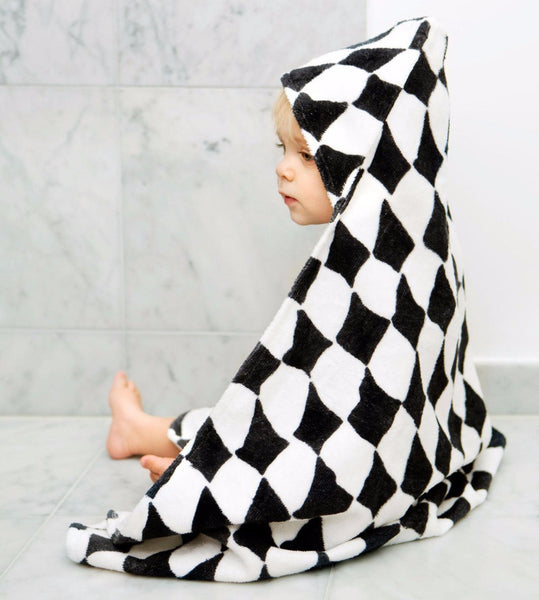 Elodie Details - Hooded Towel - Graphic Grace - Towel - Elodie Details - Bmini - Design for Kids - 1