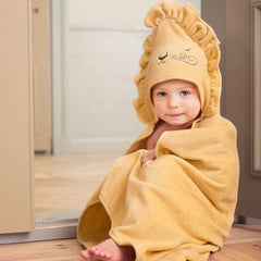 Elodie Details - Hooded Towel - Sweet Honey Harry - Towel - Bmini | Design for Kids