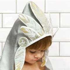 Elodie Details - Hooded Towel - Indian Chief - Towel - Bmini | Design for Kids