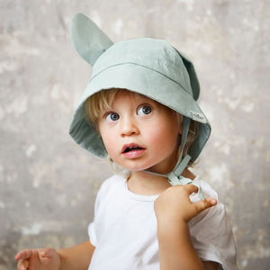 Elodie Details - Sun hat - Mineral green - Hats - Bmini | Design for Kids