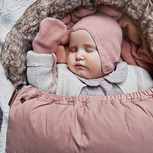 Elodie Details - Vintage mittens - Faded rose - Gloves - Bmini | Design for Kids