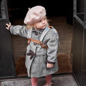 Elodie Details - Beret - Faded rose - Hats - Bmini | Design for Kids