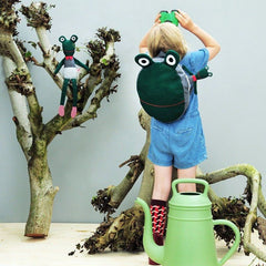 Esthex - Philip the Frog Backpack - Backpack - Esthex - Bmini - Design for Kids - 1