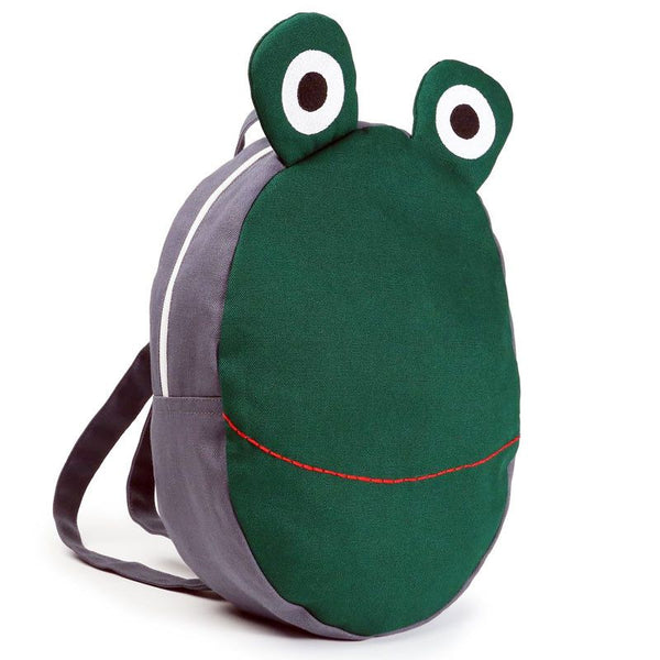 Esthex - Philip the Frog Backpack - Backpack - Esthex - Bmini - Design for Kids - 2