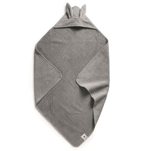 Elodie Details - Hooded Towel - Marble Grey - Towel - Bmini | Design for Kids