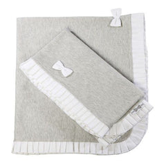 House of Jamie - Blanket (Stone) - Blanket - Bmini | Design for Kids