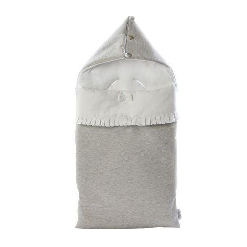 House of Jamie - Bunting bag (Stone) - Sleeping bag - Bmini | Design for Kids
