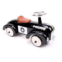 Retro Roller - Speedster Police - Ride on toy - Bmini | Design for Kids