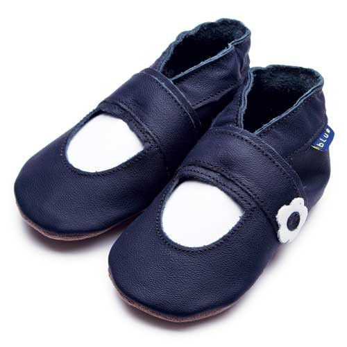 Inch Blue - Mary Jane Navy Blue - Shoes - Inch Blue - Bmini - Design for Kids
