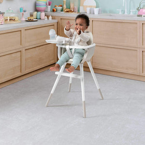 Micuna - Ovo ice luxe high chair - White harness - High chair - Bmini | Design for Kids