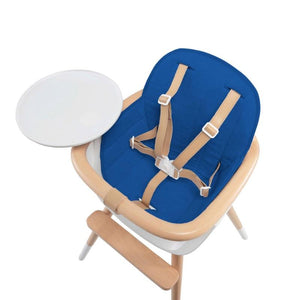 Seat Cushion for the Ovo High Chair Blue - Micuna - High chair accessories - Bmini | Design for Kids