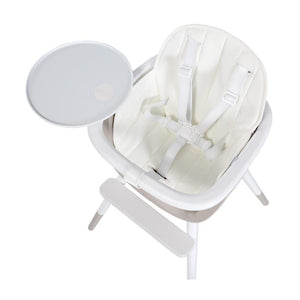 Seat Cushion for the Ovo High Chair White - Micuna - High chair accessories - Bmini | Design for Kids