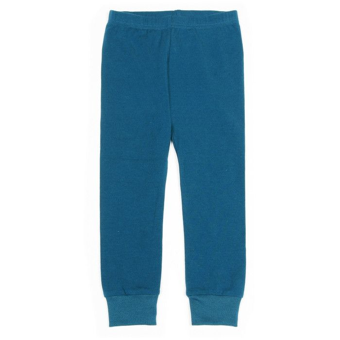 Mundo Melocotón - Leggings Jersey - Aqua - Pants - Bmini | Design for Kids