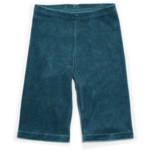 Mundo Melocotón - Pants Velvet - Aqua - Pants - Bmini | Design for Kids