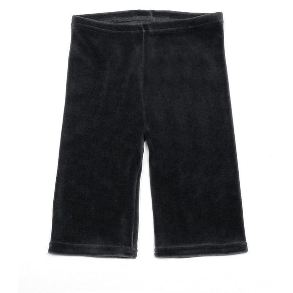 Mundo Melocotón - Pants Velvet - Navy Grey - Pants - Mundo Melocoton - Bmini - Design for Kids